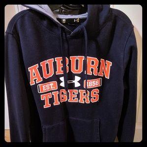Mens Auburn Tigers Under Armour Hoodie